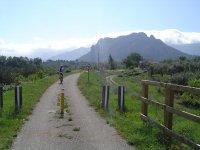 网站在塔拉戈纳绿道的路线为所有