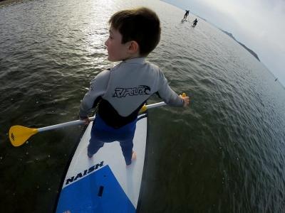 Mas Kite Paddle Surf