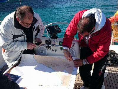 Yachtmaster Offshore course at Águilas