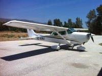 Vuelo en avioneta Malaga