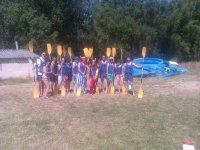 Preparados para ir al agua