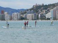 Percorsi di paddle surf a Cullera