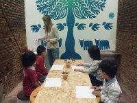 Workshop on nature