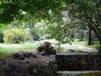 Visits to the park of El Retiro
