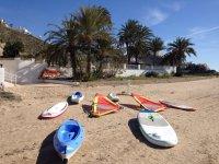 Kayak singoli, doppi o tripli