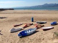 Noleggio kayak