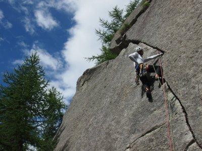 Caminos da Roca Escalada