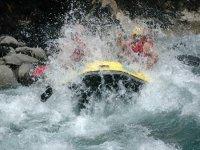 Rafting nivel avanzado