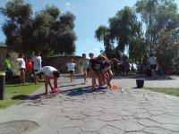 Batalla de globos de agua