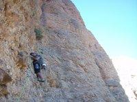 Iniciación a la escalada en Huesca