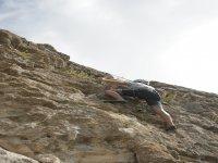 Ascendiendo en escalada