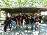 Campamentos de inglés en Cáceres