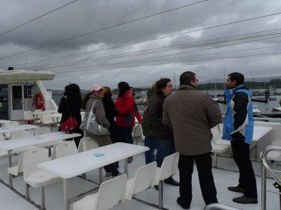 Estelas Vial Paseos en Barco