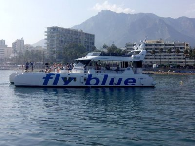Fly Blue Cruceros Paseos en Barco