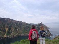 Observing the coast