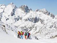 High mountain route