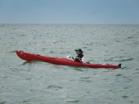 Naviga da solo con i nostri kayak individuali