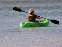 Divertiti e fai sport mentre ti diverti del giro in kayak