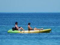 Noleggia il tuo kayak per ore