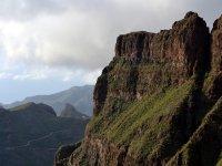 空中的峡谷
