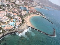 South coast of Gran Canaria by helicopter