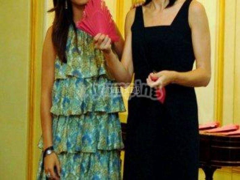 Sara Carbonero entregó el premio a Edurne Pasaban