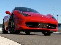 Regalar conduccion en Ferrari