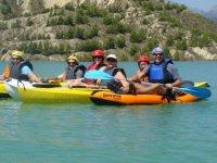 共享皮划艇