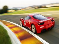 Guida di una Ferrari nel team building