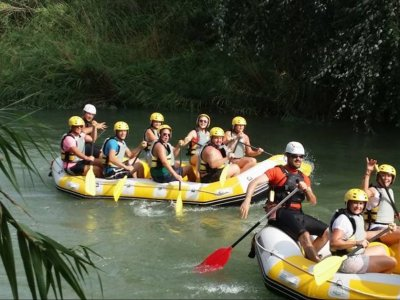 Espuña Adventure Rafting
