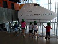 De visita al museo