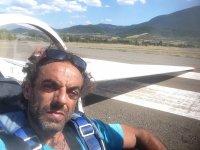 Renowned pilot