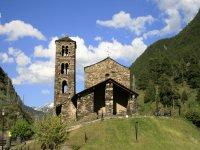 Capilla románica en Andorra