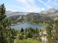 Lago de Pessons visita