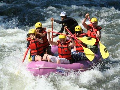 Ocio y Aventura Cancias Rafting