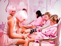 children's beauty treatments