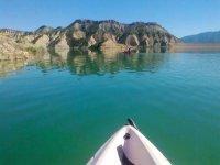 Extremo del kayak