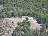 西班牙山脉的避难所