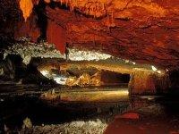 Espectaculates galerias subterraneas