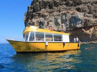 Yellow Boat Mogan