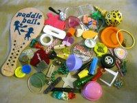 Juguetes para reciclar
