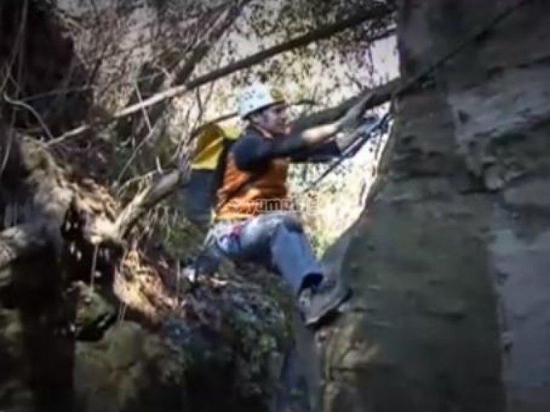 运动攀岩课程