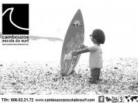 Cambouzos scola do surf