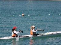 Piraguismo deportivo en Javea