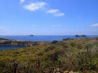 Vistas hacia las islas