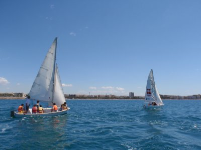 Club Nàutic Salou Vela