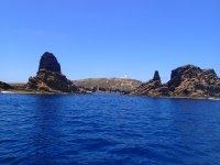 Perfil de las islas