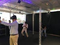 Sumergido en la realidad virtual