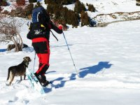 High mountain comfortable routes