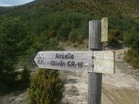 Ainielle Olivan Route